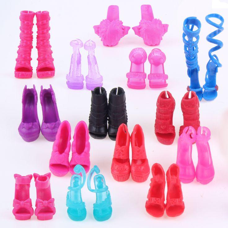 Оригинал 1 Пара Обувь подходит Монстр Кукла Высокие Ботинки Выбрал Тебя как Стиль Кукла обувь для Монстр Высота Куклы Аксессуары DIY BJD #jewelry, #women, #men, #hats, #watches, #belts