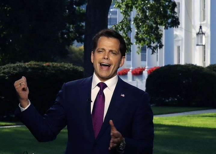 "Scaramucci Denies Reporting Priebus to FBI, Cites Joe Paterno, Vows to ""Inject"" Trump Into America"