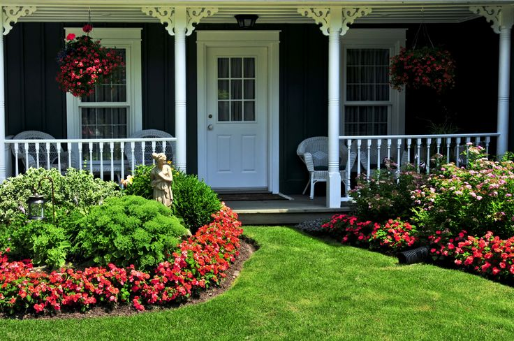 Want an easy curb appeal project but don't have the gardening gene? Try these low-maintenance landscaping ideas for your home.