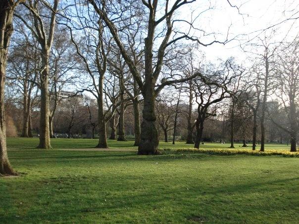 St. James Park, London, 2006