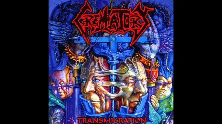 CREMATORY - Transmigration ◾ (album 1993, German death metal)