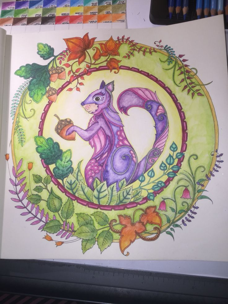 11 Best Adult Coloring Books Images On Pinterest