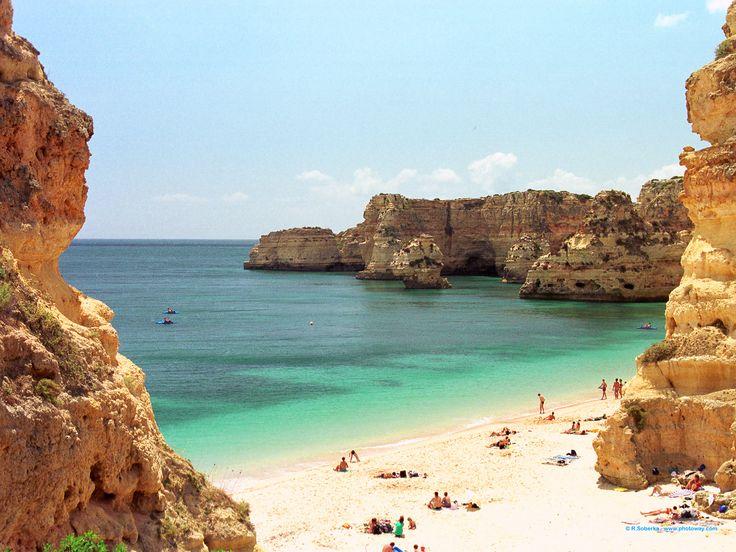 Plages de l'Algarve http://www.mymajorcompany.com/retraiteauportugal