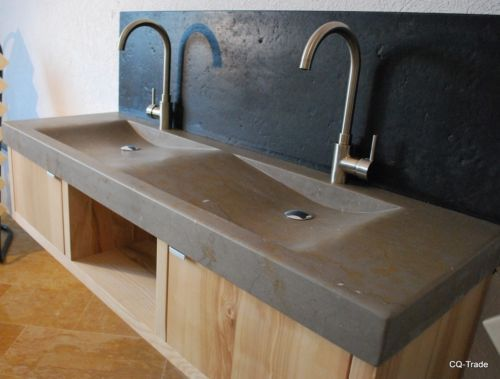 25+ best ideas about Naturstein waschbecken on Pinterest ... | {Waschbecken rund stein 53}