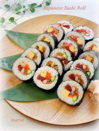 節分*恵方巻き&太巻き寿司 by mariaさん   レシピブログ - 料理 ...
