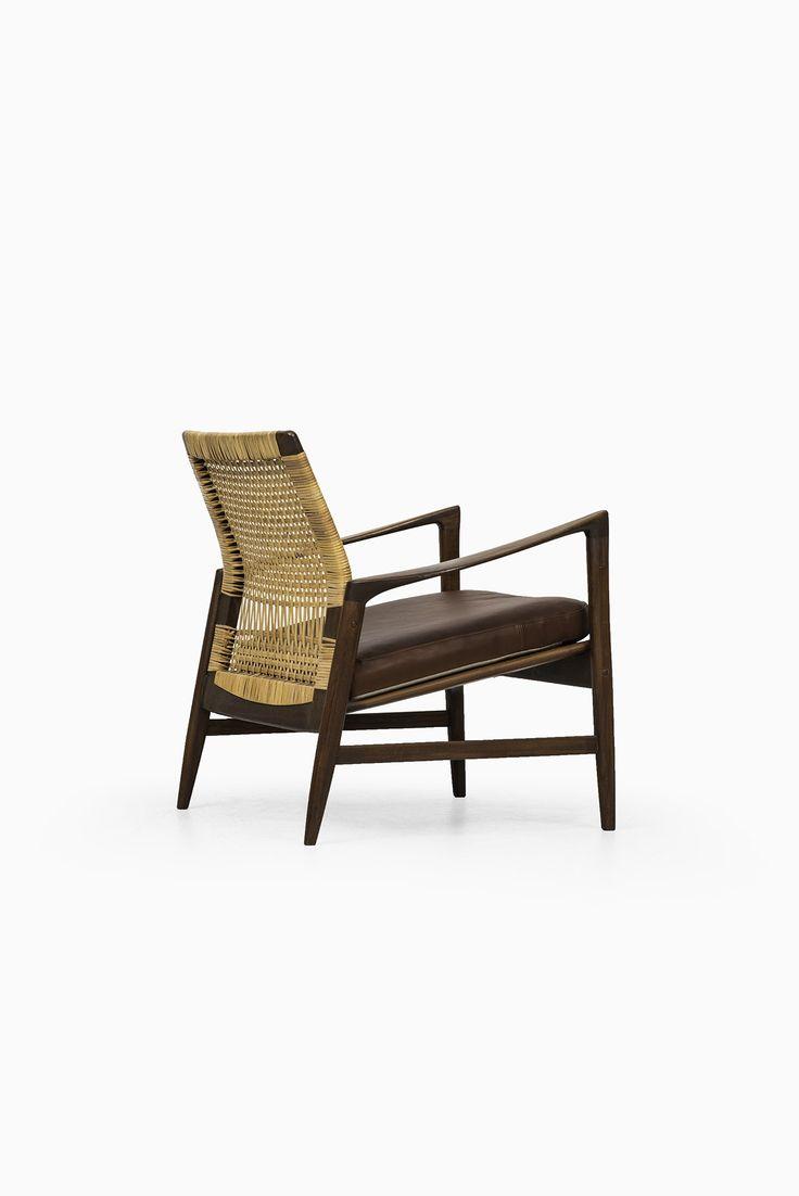 Ib Kofod-Larsen easy chair model Åre at Studio Schalling