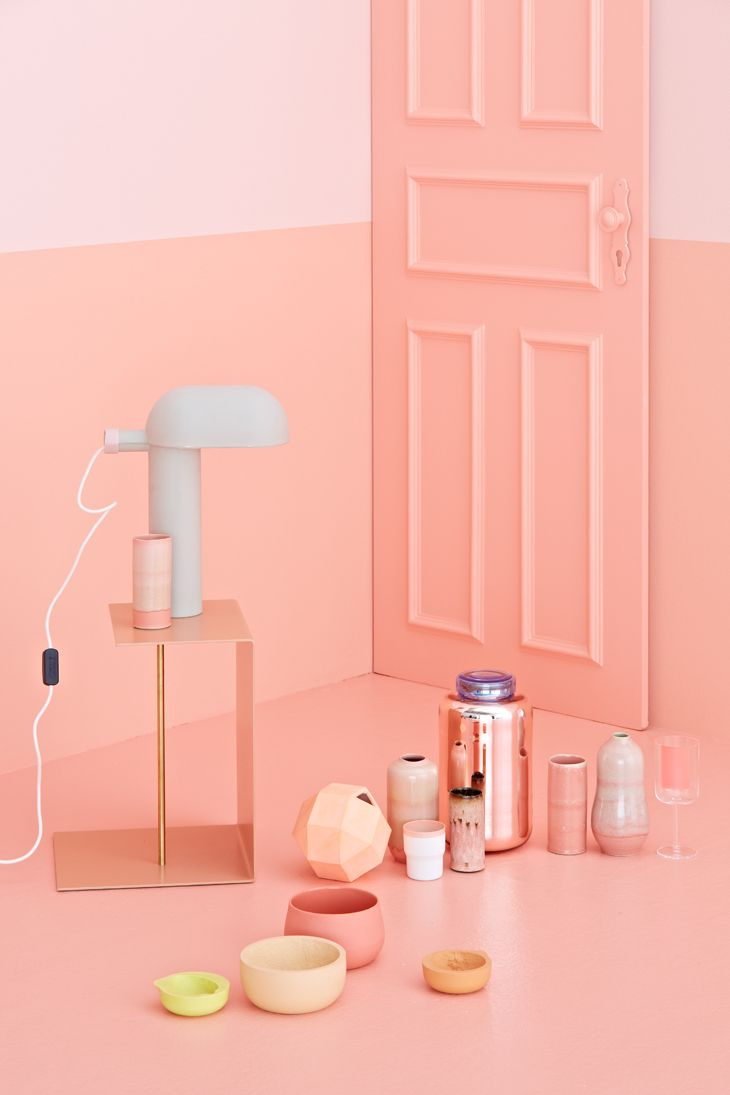 The pink room - via Coco Lapine Design
