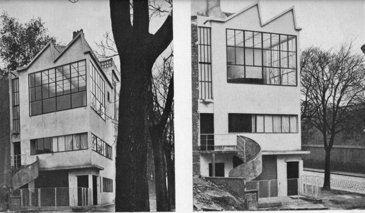 Le Corbusier - Maison Ozenfant -