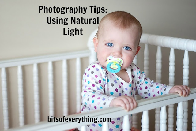 Photography Tips: Using Natural Light #photography blog.bitsofeverything.com