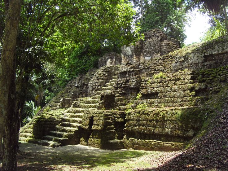 Best Mayan Ruins Images On Pinterest Mayan Ruins Mexico - 7 ancient ruins of central america