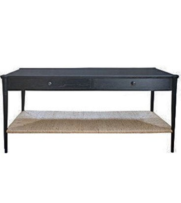 Buy Holden Console Table by Hollywood at Home - Made-to-Order designer Furniture from Dering Hall's collection of Contemporary Mid-Century / Modern Rustic / Folk Traditional Console Tables
