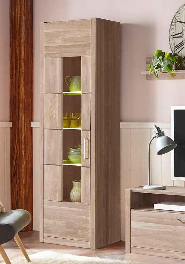 Vitrine Island Hohe 190 Cm Masse B T H 60 35 190 Online Kaufen Otto In 2020 Cabinet Tall Cabinet Storage Storage Cabinet