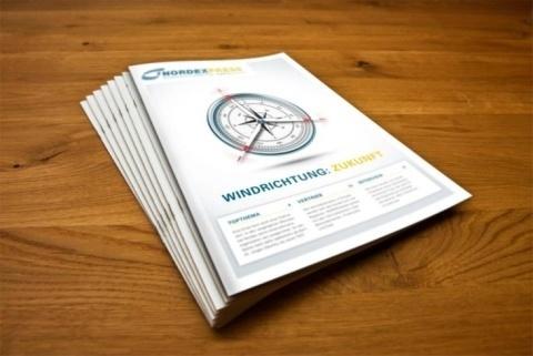 """""""Imagebroschüren"""" von Orange Cube Werbeagentur GmbH – dasauge® Werkschau"""