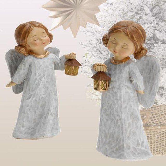 Figurka roztomilého andělíčka