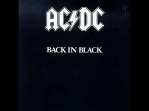 AC DC   Back in Black Full Album Full HD 1080p   YouTube