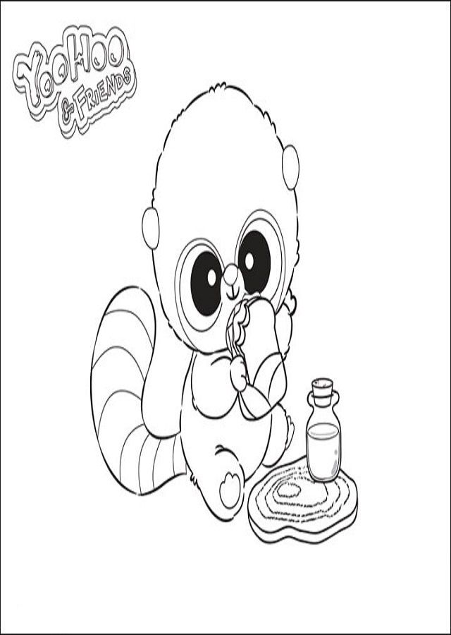 Pin By Romina Gonzalez Brandan On Yoohoo Friends Coloring Rocks Coloring Pages Color Activities