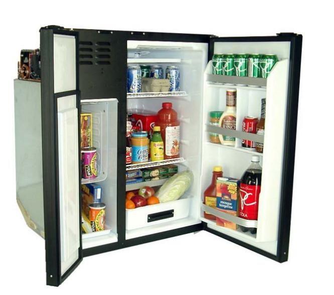Nova Kool Rfs7501 Rv Refrigerator Refrigerator Freezer Refrigerator Models Rv Refrigerator