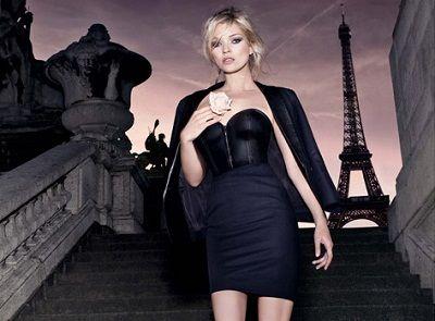 Kate Moss / YSL Parisienne