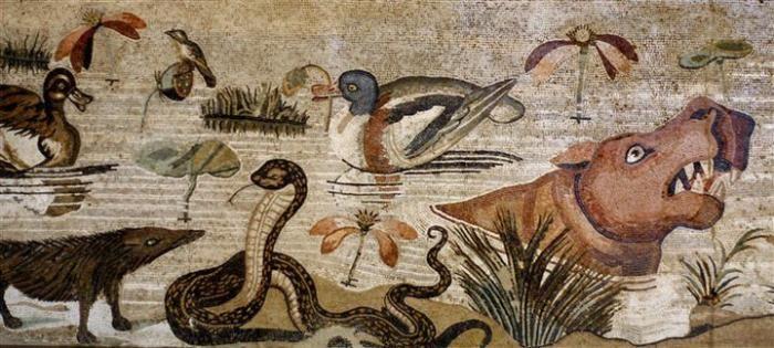 Нил течет из Рая — Татьянин день