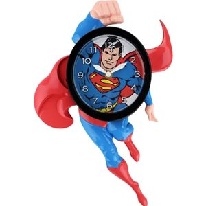 Superman 3d Motion Clock at www.officeplayground.com use code P10 for 10% off!