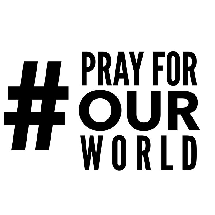 Too many brutal attacks in the last few days. The Tel Aviv terror attack, the heartbreaking killing of Christina Grimmie after her show and now the shootings in Orlando. I call everyone to take a moment and pray for our world. Let's be the light! #Orlando #Pray