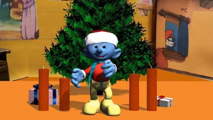 Die besten 25 frohe weihnachten w nscht ideen auf pinterest w nsche euch frohe weihnachten - Schlumpf weihnachten ...