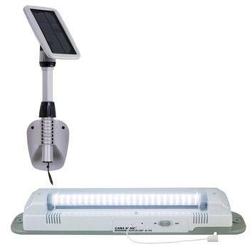 GamaSonic Light My Shed 3 - 48 Light LED Solar Shed Light
