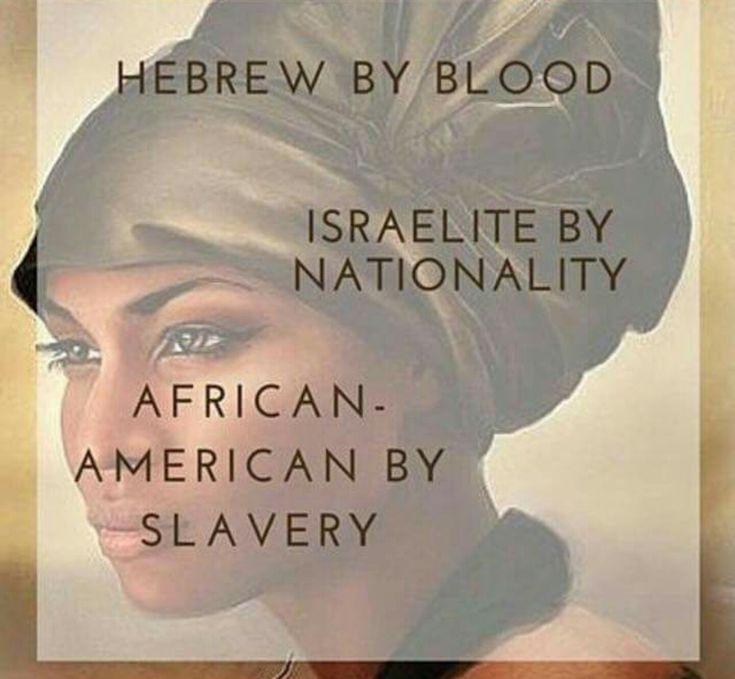 Hebrew blood
