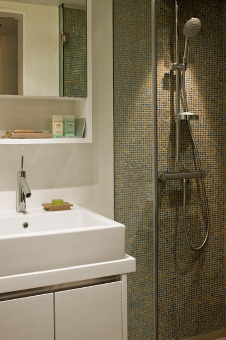 1000 ideas about small full bathroom on pinterest guest for Small full bathroom ideas