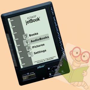 Ectaco Jetbook Lite - eBook Reader untuk Anda yang Kutu Buku