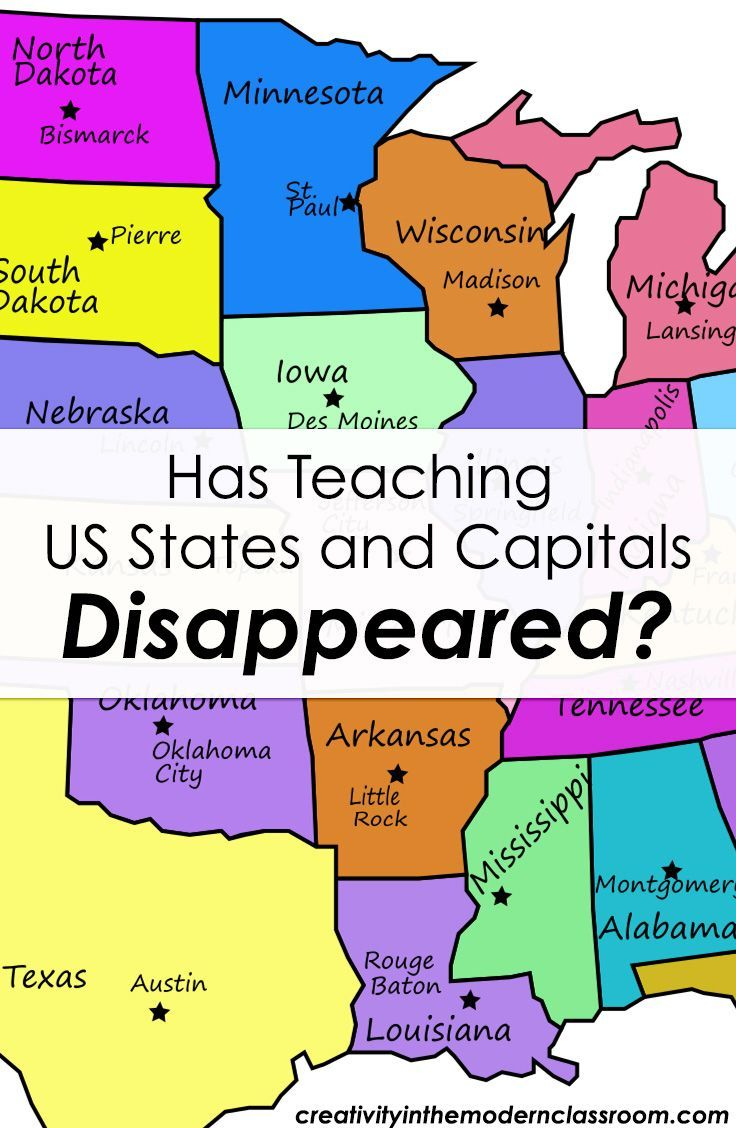 Best Images About The  States On Pinterest Student The - States of usa in alphabetical order with capitals