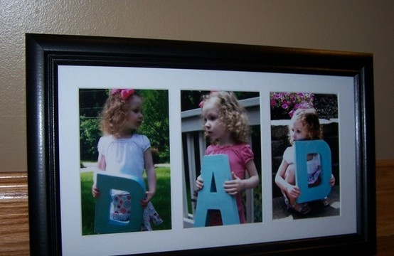 fathers day pic fathers-day @Molly Jackl for Dad but use Grampy and have the grandkids hold the letters?