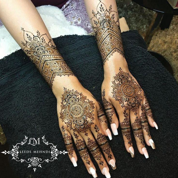 Waar Henna Tattoo Kopen: Pin Van Zoebeida_x Op Mehndi°Henna°