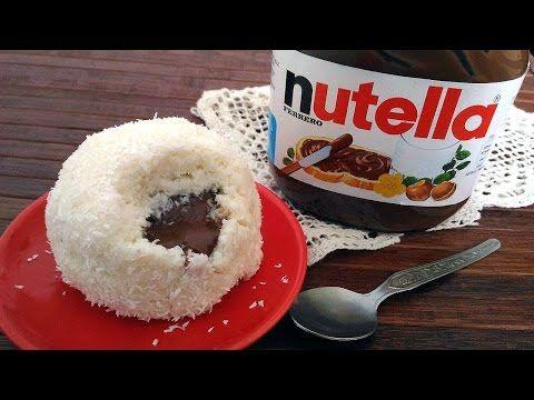 Tartufo al cocco e Nutella - Rita's Kitchen