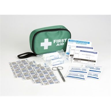 Steroplast Vehicle #FirstAid Kit Bag is an ideal kit for emergency's requiring immediate attention