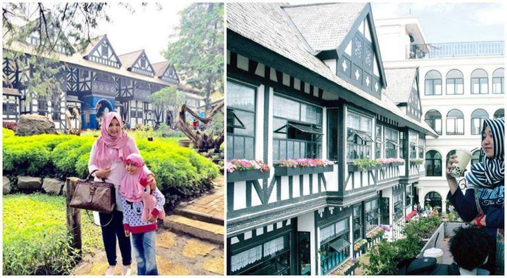 the hobbit house/farm house (Bandung)