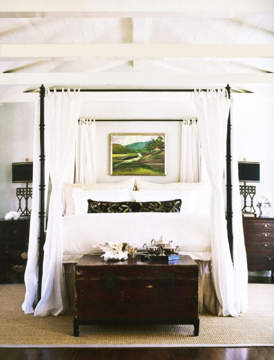 44 Best Bed Frames Images On Pinterest 3 4 Beds Canopy