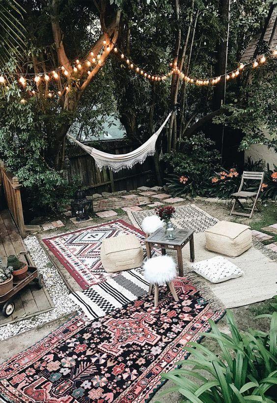 Outdoor Living decorations, patio decor, porch decor