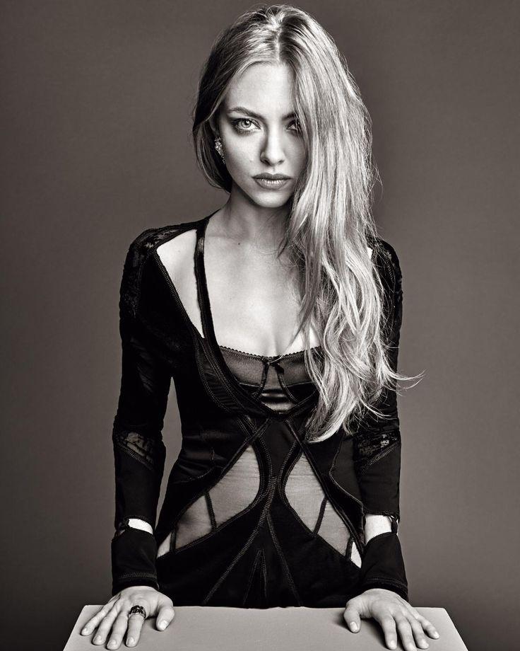 Amanda Seyfried, icône cérébrale et sensuelle - Madame Figaro