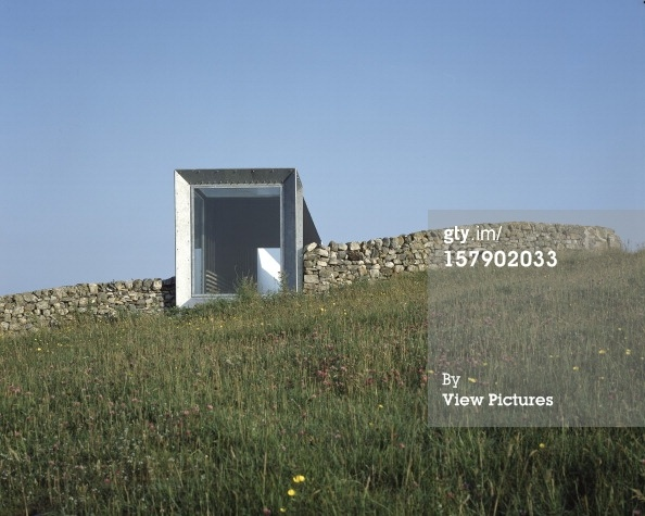 An Turas, Tiree Building,Ferry Shelter, Western Isles, Scotland, UK - design by Sutherland Hussey Architects