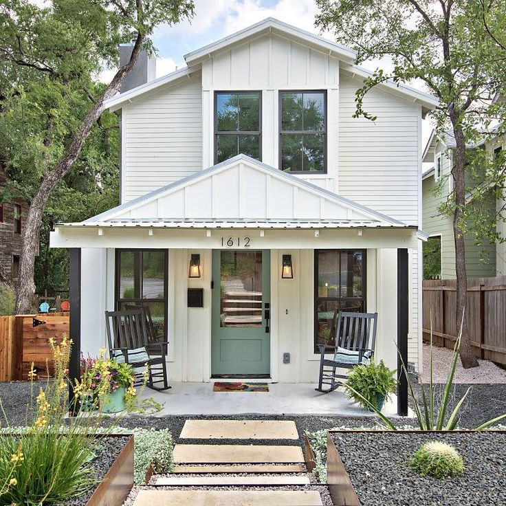 Designed By Interiors By Avenue B Exterior Siding Paint Color Is Benjamin Moore Simply White