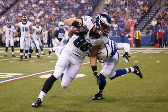 Fantasy Football Top 5: NFL Week 1 TE - Colby Conway