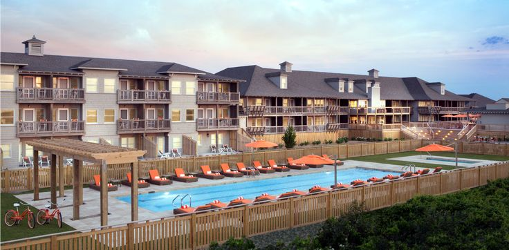 Outer Banks North Carolina Resort Vacation | Sanderling Resort | Duck, NC