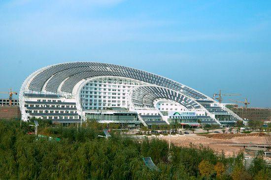 здания с применением солнечных батарей - Поиск в Google
