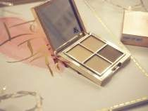 Swish My Swag NX by Next makeup and beauty line launch chocolate eyeshadow quad