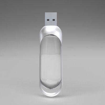 USB : lights up with color to show you how much data is saved on it ! Design and useful at the same time !