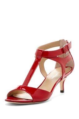 Lindsie Kitten Heel-I love kitten heels just the right lift and comfort.