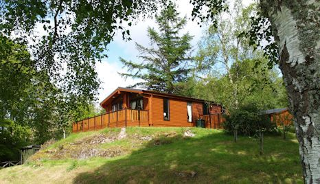 1000 Images About Scottish Chalets Lodges And Log Cabins