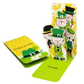 ポップアップカード (セントパトリックスデイ) - その他 - クラフトカード - ギフト&カード - キヤノン クリエイティブパーク