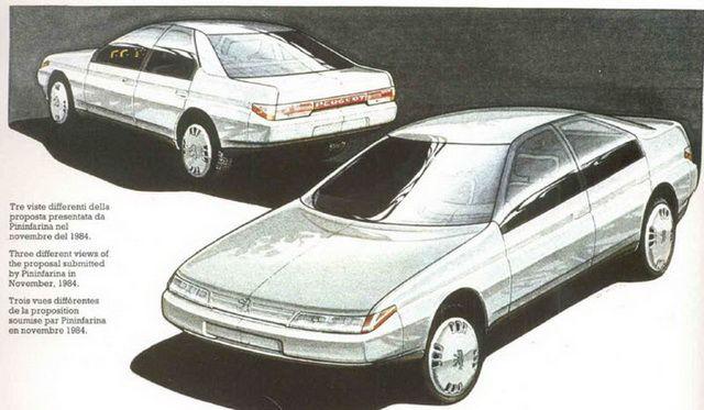 Peugeot 605 Prototypes